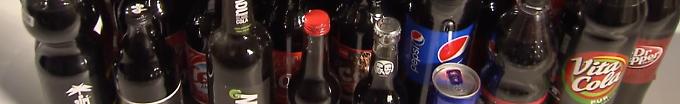 Der Tag: 8:32 Tester bemängeln Alkohol in Cola