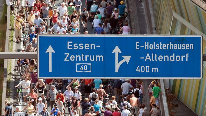 Gute Nachricht des Tages: Autobahnen sind grüner als gedacht