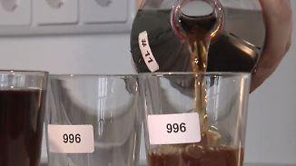 n-tv Ratgeber: Nur 4 von 30 Cola-Getränken schmecken Stiftung Warentest