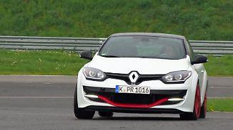 Knackiger Fronttriebler: Renault Mégane R.S. Trophy macht richtig Laune