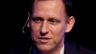 Promi-News des Tages: Internet-Milliardär Thiel finanziert Hogans Klage wegen Sex-Video