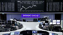 Wall Street kommt kaum vom Fleck: Dax glänzt dank teurem Öl