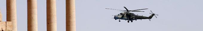 Der Tag: 18:20 Massengrab des IS in Syrien entdeckt