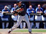 Wegen häuslicher Gewalt: MLB sperrt Olympiasieger für 82 Spiele