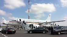 Pannen bei der Flugbereitschaft: Wenn Minister am Boden bleiben müssen