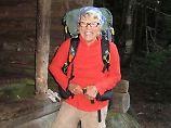 Verloren auf dem Appalachian Trail: Tote Wanderin hinterlässt Botschaft