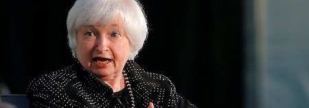 Starkes Signal von der Fed: Yellen deutet rasche Zinserhöhung an
