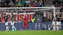 Donnerwetter für den Weltmeister: DFB-Elf verliert EM-Test gegen Slowakei