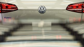 Herber Gewinneinbruch im ersten Quartal: Abgas-Affäre bremst Volkswagen weiter aus