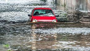 Hochwasser, Sturm, Hitze, Extremkälte: Klimawandel führt zu mehr Extremwetterlagen in Deutschland