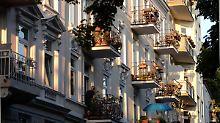 Steigende Zinsen: Am Immobilienmarkt herrscht Nervosität
