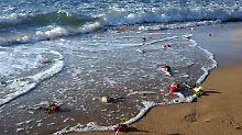 Abgestürztes Egypt-Air-Flugzeug: Schiff ortet Signale vom Meeresgrund