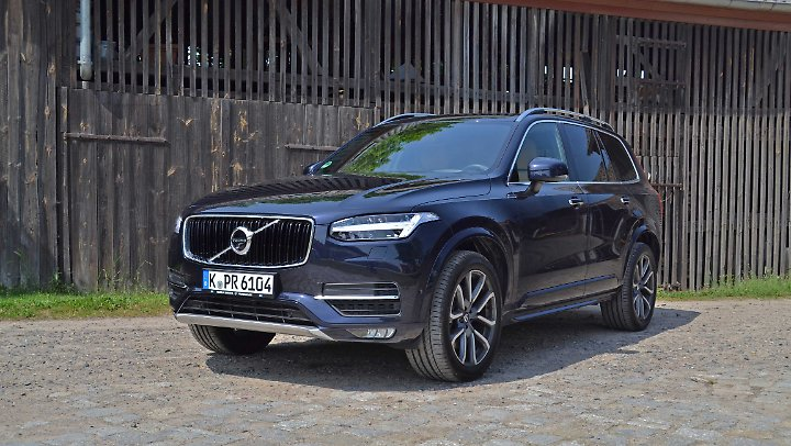 g ttlicher schwede odin w re volvo xc90 gefahren n. Black Bedroom Furniture Sets. Home Design Ideas