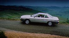 Das Gamma Coupé wurde seinerzeit sogar in einem Atemzug mit den viersitzigen V12 von Ferrari genannt.
