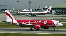 Langstrecke zum Tiefpreis?: AirAsia plant Billigflug Bangkok - Frankfurt