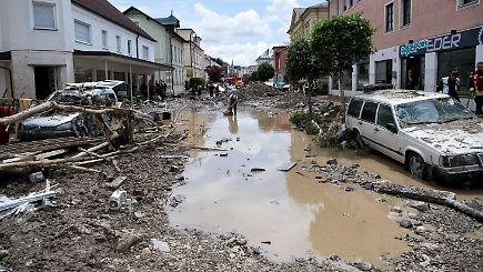 Hochwasser 2021 Simbach