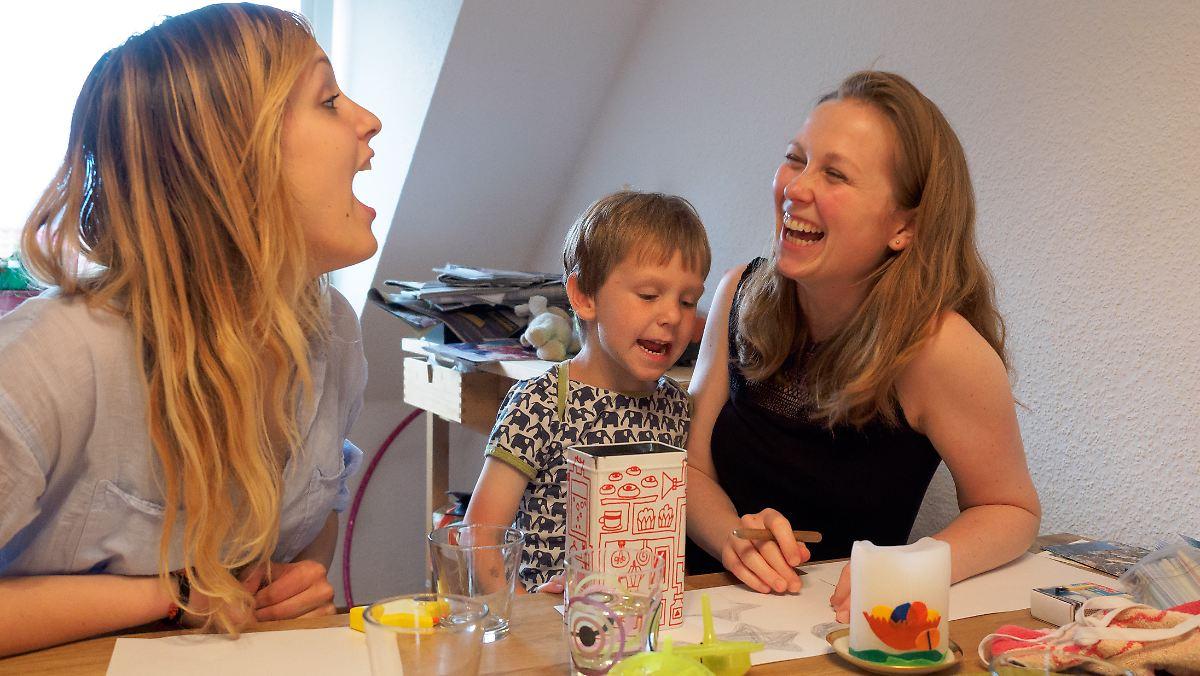 Babysitter Aus Dem Ausland Immer Mehr Deutsche Nehmen Au