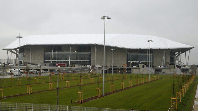 Die EM-Stadien im Porträt: Stade de Lyon