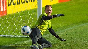 Die DFB-Spieler im Porträt: Marc-André ter Stegen, Tor