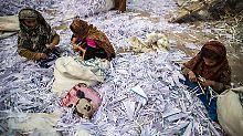Kinderarbeit ist in Pakistan ein wachsendes und schwer auszurottendes Phänomen.