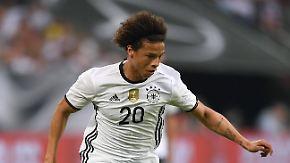 Die DFB-Spieler im Porträt: Leroy Sané, Sturm