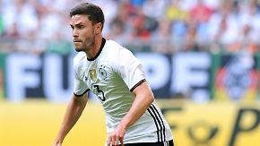 Die DFB-Spieler im Porträt: Jonas Hector, Abwehr