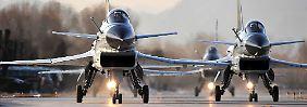 """""""Übermäßig schnelle Annäherung"""": Chinesische Jets provozieren US-Flugzeuge"""