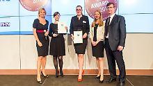 Top-Konditionen und Top-Service: Die Gewinner beim Zins-Award 2016