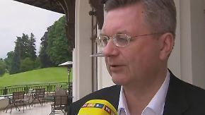 """Reinhard Grindel zur EM: DFB-Präsident tippt auf """"knappen Sieg für Deutschland"""""""