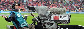 Weiterer Pay-TV-Sender zeigt Spiele: Bundesliga schließt Milliardenverträge ab