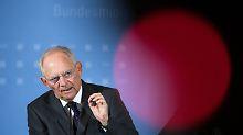 Person der Woche: Wolfgang Schäuble - die Alternative zu Merkel