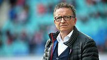 Mannschaft verliert Leistungsträger: Norbert Meier trainiert Darmstadt 98