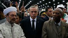 Keine Koran-Lesung für Ali: Erdogan verlässt erbost Beerdigung