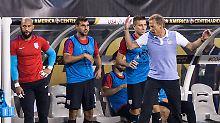 Costa Rica siegt gegen Kolumbien: Klinsmanns USA erreichen Copa-Viertelfinale