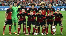 Erst Wales, am Ende die DFB-Elf?: Belgien ist ein Team für den Titel