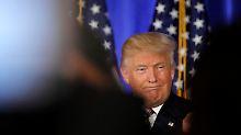 Zugriff auf Demokraten-Netzwerk: Russen hacken angeblich Infos über Trump