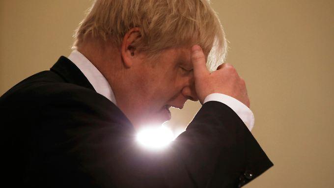"""Werden die Briten am 23. Juni der """"Leave""""-Kampagne von Boris Johnson ihre Zustimmung geben?"""