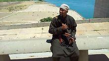 Verfassungsschutzbericht von 2015: IS-Terrorist Denis Cuspert soll noch leben