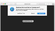 Safari 10 folgt Chrome: Das Ende von Flash ist besiegelt