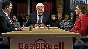 Christine Haderthauer und Hubertus Heil: Schwarz-Gelb am Scheideweg