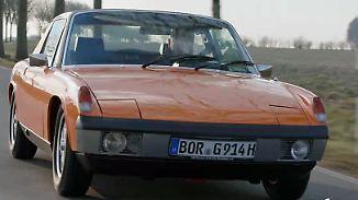 Klassiker mit Wertzuwachs: VW-Porsche 914: Ein Auto mit Geschichte