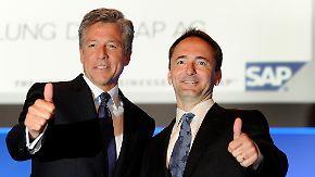 Kräftemessen mit Oracle: SAP setzt auf Sybase