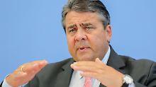 Gabriel: Unter Merkel hat sich der rechte Rand eine neue politische Heimat gesucht.