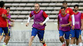 Ausgangslage der EM-Gruppe D: Spanien dominiert dank Iniesta, Fans machen Kroatien Sorgen