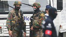 Behörden geben Entwarnung: Verdächtiger in Brüssel hatte keine Bombe