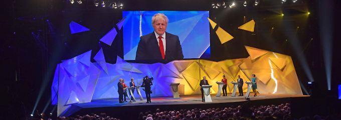 Finale Brexit-TV-Debatte: Die letzte Schlacht um Unentschlossene