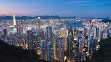 Hongkong rückt auf Spitzenplatz: Die zehn teuersten Städte der Welt