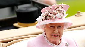 Auch die Queen scheint eine Meinung zum Brexit zu haben.
