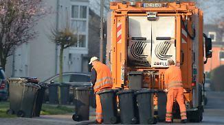 Bundesweiter Vergleich: Preisunterschiede für Müllabfuhr betragen mehrere Hundert Euro