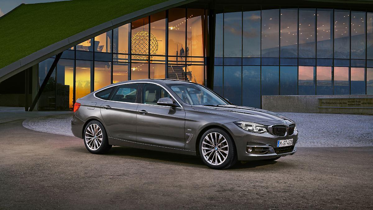 BMW 3er GT - unterschätzter Bayer